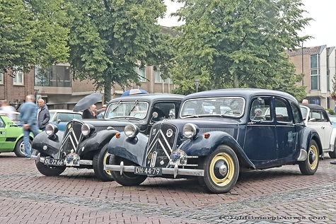 Traction Avant 11BL - 1950 - 11C - 1954
