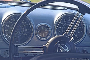 Alvis TC 108 Graber - 1956