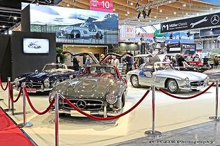 Retro Classics Stuttgart 2019 - Mercedes-Benz