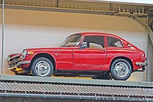 Honda S800M - 1968