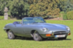 vJaguar E-Type S2 Convertible - 1969
