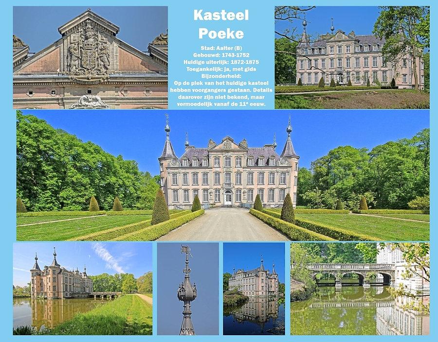 Kasteel van Poeke, Belgium
