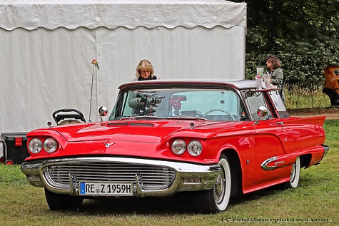 Ford Thunderbird - 1959