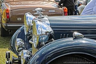 Alvis Speed 25 SB Cabriolet - 1936