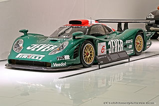 Porsche 911 GT1-98 - 1998