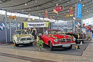 Retro Classics Stuttgart 2019 - Borgward