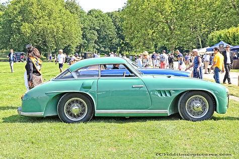 Pegaso Z102 Berlinetta - 1951