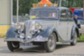 Triumph Dolomite Saloon 1937
