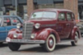 Chevrolet Master De Luxe - 1938