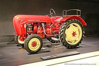 Porsche Schlepper 218 - 1959