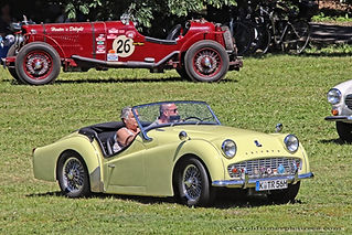 Triumph TR3 - 1956