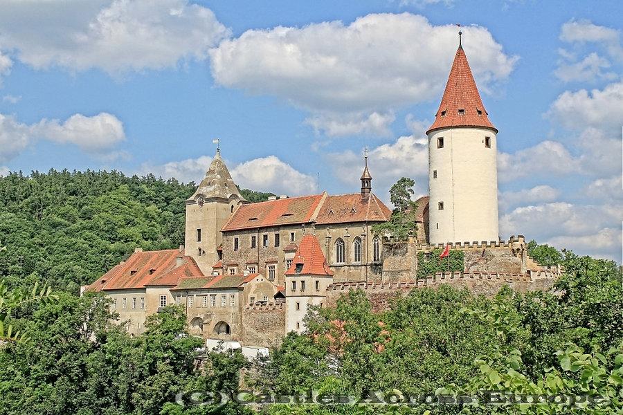 Hrad Křivoklát, Czech Republic