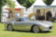Ferrari 250 GT Berlinetta Tour de Franc Scaglietti - 1958