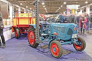Lanz Rulli tractor
