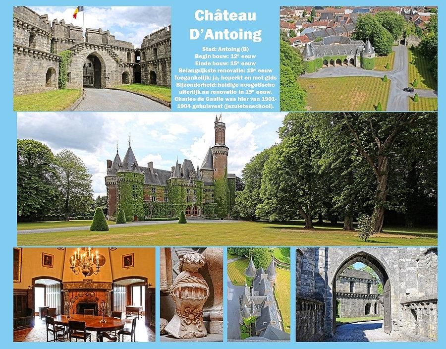 Château d'Antoing