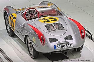 Porsche 550 Spyder - 1954