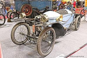 Bédélia BD2 - 1913 - voiturette
