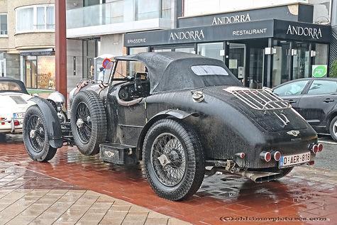 Bentley Old Special No 1 - 1951