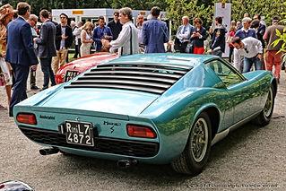 Lamborghini Miura P 400 S - 1971