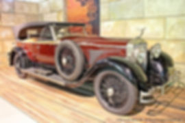 Isotta-Fraschini Tipo 8A van Rijswijk Dual-Cowl Phaeton 1925