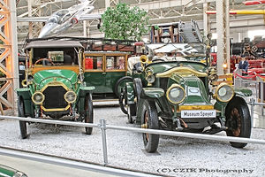 Peugeot Type 143 Torpedo - 1912