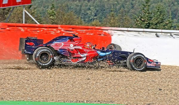 Vitantonio Liuzzi, Toro Rosso, F1, 2007