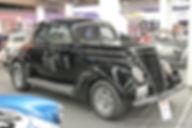 Ford Coupé - 1937