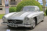 Mercedes-Benz 300 SL - 1954