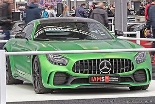 Mercedes-AMG GT R Coupé - 2019