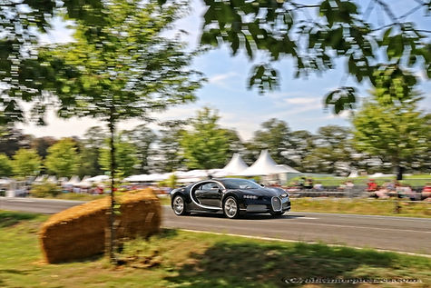 Bugatti Chiron - 2019