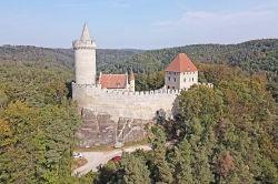 Hrad Kokořín, Czech Republic