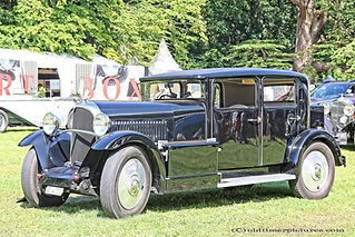 Avions-Voisin C23 Charente - 1932