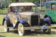 Ford Model A - 1931