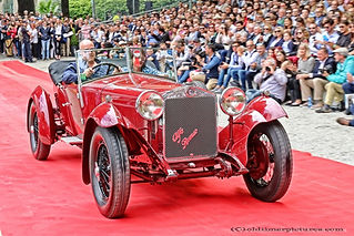 Alfa Romeo 6C 1500 Super Sport by Atcherley - 1928
