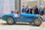 Bugatti Type 51 Grand Prix - 1936
