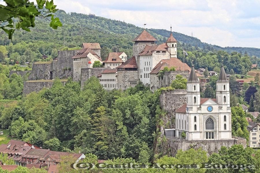 Festung Aarburg, Switzerland