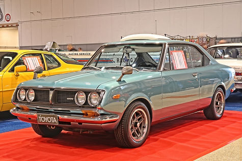 Toyota Corona Mark II Coupé - 1972