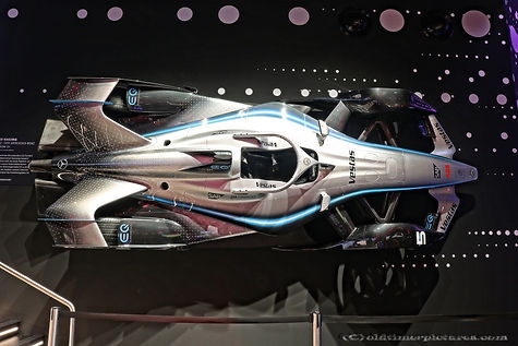 Mercedes AMG Formula E