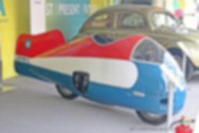 NSU Delphin III - 1956