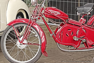 Whizzer 138CC - 1956