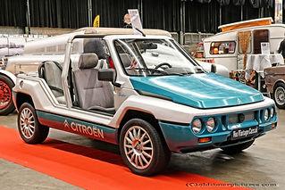 Citroën Mega Tjaffer - 1995