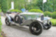 Vauxhall 30-98 Type OE Boattail Tourer - 1925
