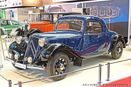 Citroën 11BL Coupé - 1938