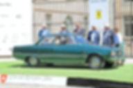 Rover 2000 TC Coupe par Graber - 1967