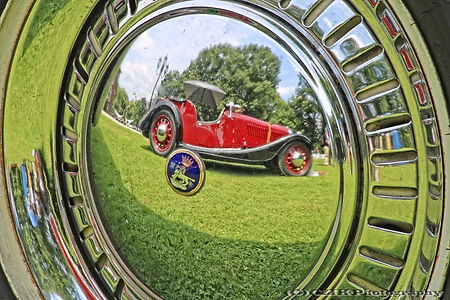 Oldtimers classic cars