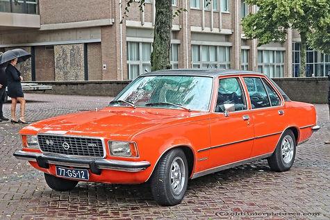 Opel Commodore - 1976