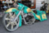Harley-Davidson Road King Super Bagger - 2010