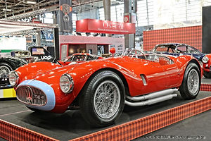 Maserati A6 GSC - 1954