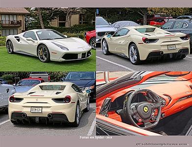 2018-Ferrari 488 Spider