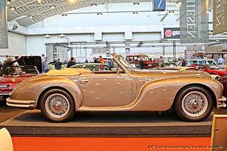 Alfa Romeo 6C 2500 SS Spider - 1943